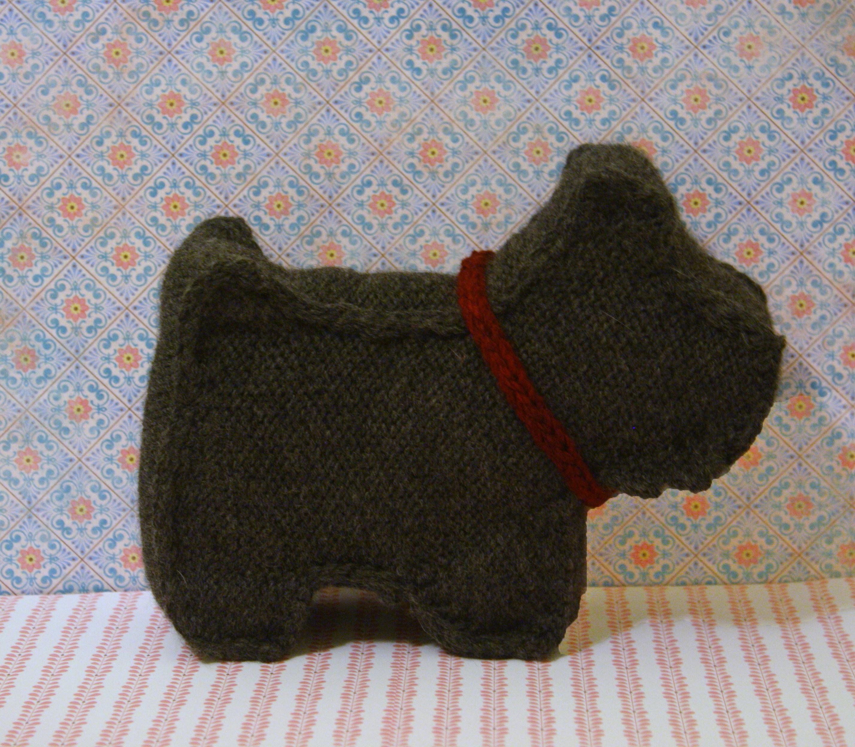 Free Knitting Pattern For Radley Dog : Wool Week Day 1: Radley!   Kitty Knits