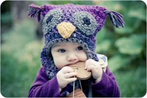 But actually...I do still love foxes. Especially this classic crochet hat by Kat Goldin.